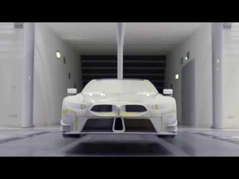 The development of the new BMW M8 GTE – BMW Motorsport.