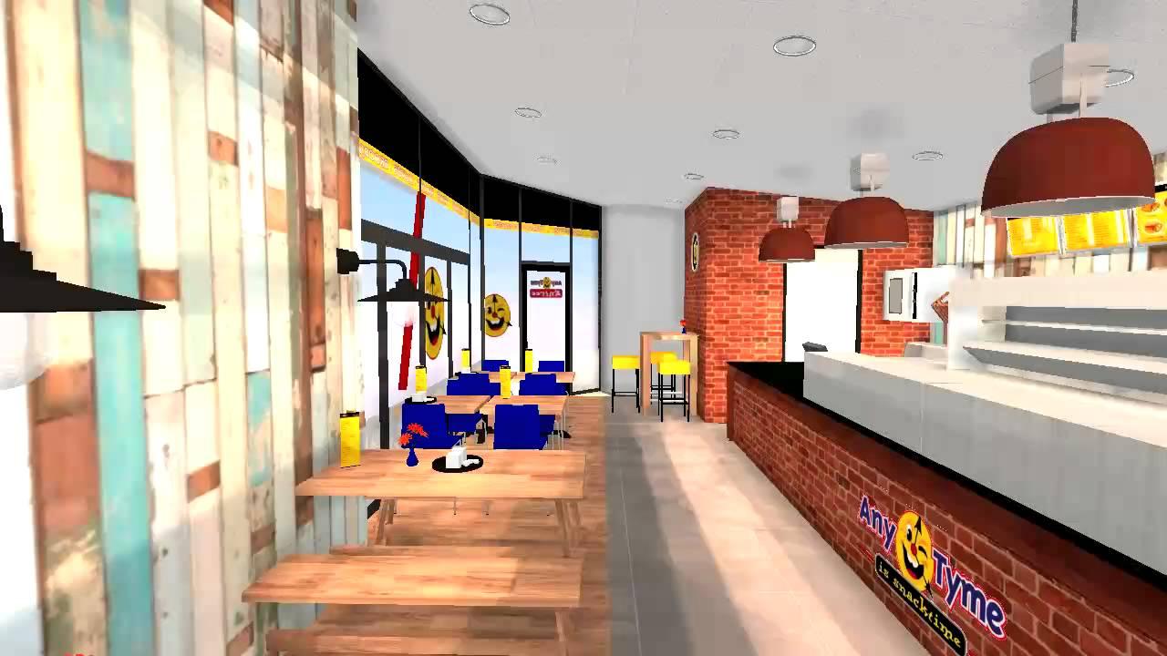 Ontwerp interieur cafetaria youtube for Interieur ontwerpers