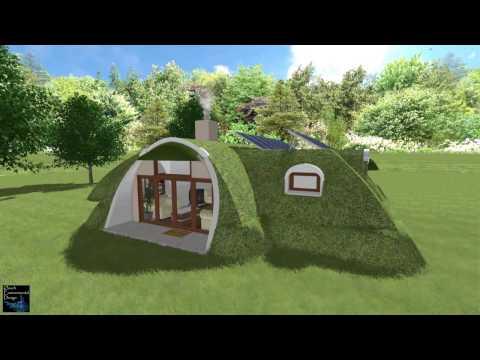Oesch Environmental Design ~ Green Magic Homes  [ Morning]