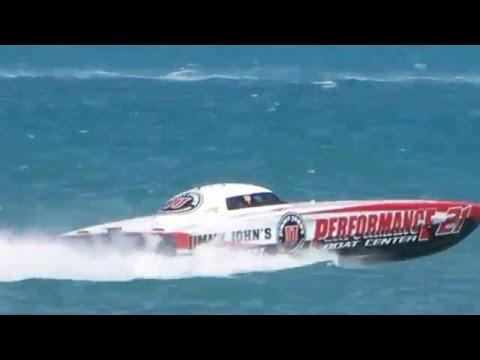 Thunder On Cocoa Beach-Super Boat Race 2016