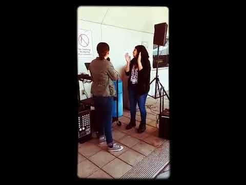 Karaoke at Madera Center