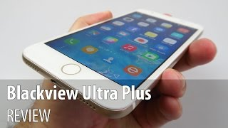 Blackview Ultra Plus Review (Full HD/ English) - GSMDome.com