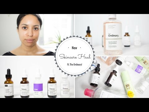 THE ORDINARY HAS CHANGED MY SKIN!   My Updated Routine Ft. The Ordinary, Hylamide, NIOD And More!