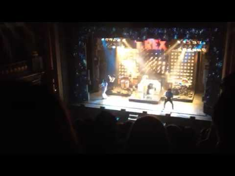 Get It On20th Century Boy The Musical Manchester Opera House 2014