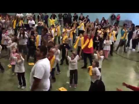 Bridges Community Academy's National School Choice Week Dance. K-12