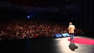 Nine billion and equality: Graeme Maxton at TEDxMaastricht