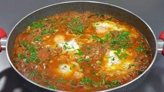 Kimë me mish dhe vezë nga zonja Vjollca