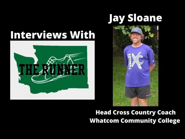Interviews with The Runner WA: WCC's Head XC Coach Jay Sloane