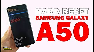 Hard Reset no Samsung Galaxy A50 (SM-A505) #UTICell
