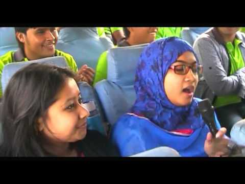 Dhaka International University, Annual picnic- 2014, dept of Law (part-1)