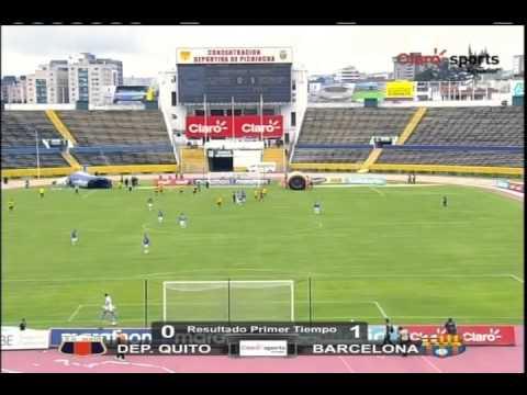Deportivo Quito vs. Barcelona