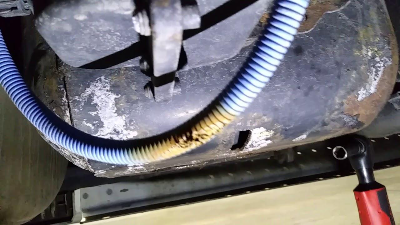 DEF line heater short  YouTube