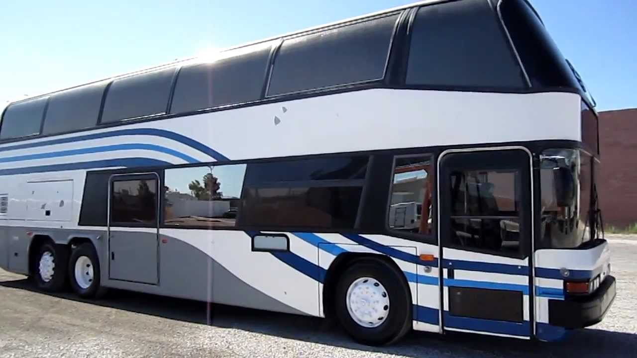 Rhodes Auto Sales >> 1996 neoplan skyliner double decker bus sales | Doovi