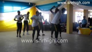 Okomfo Anokye SHS Choreography Group Performing @ the 2014 KNUST SHS studafest