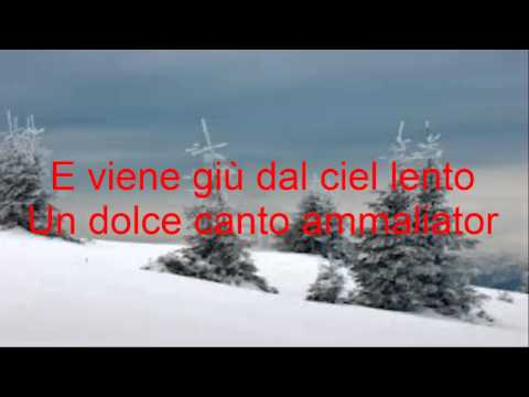 Bianco Natale Lyrics