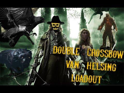 Van Helsing Loadout | Hunt:Showdown-Double Crossbows