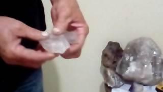 Ensinando se sua pedra é diamante. thumbnail