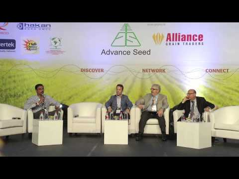 Panel Discussion - Green Lentils