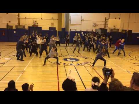 Lexington School for the Deaf's Flash Mob