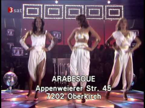 Arabesque - In for a Penny In for a Pound (HQ VIDEO)