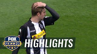 FSV Mainz 05 vs. Monchengladbach | 2017-18 Bundesliga Highlights