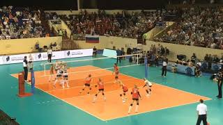RUSSIA x GERMANY Friendly Match | Governor's Cup 2019 | 2 SET