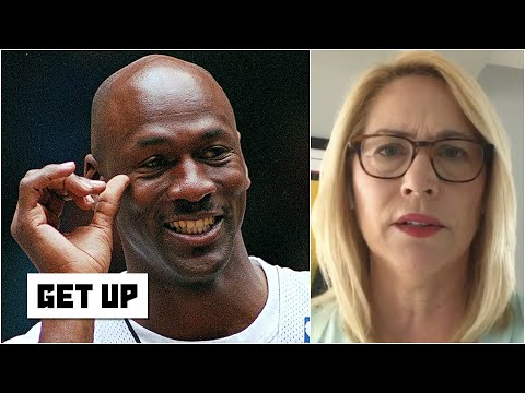 Doris Burke reacts to Michael Jordan's Isiah Thomas, 'Dream Team' admission | Get Up