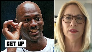 Doris Burke reacts to Michael Jordan's Isiah Thomas, 'Dream Team' admission | Get Up