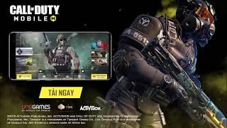Hướng dẫn tải game Call of Duty Mobile VN trên hệ điều hành Android