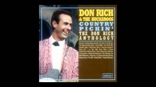 Don Rich - Sad Is The Lonely