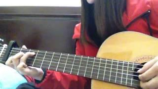 Mùa xa nhau - Emily (Aucostic Guitar cover)