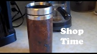 How To Make A Wooden Travel Mug