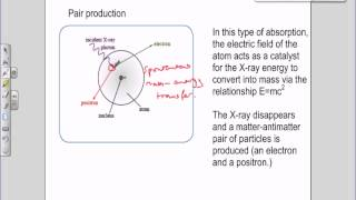 A level Medical Physics - X rays - attenuation part 2