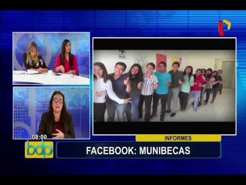Municipalidad de Lima ofrece becas para estudiantes con alto rendimento