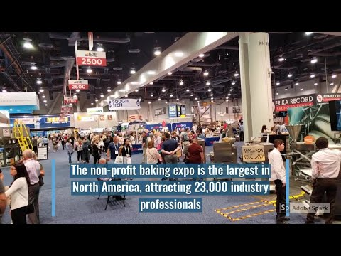 Baking professionals gather in Las Vegas for International Baking Industry Exposition