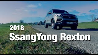 SsangYong Rexton 2018 Обзор и Краткий Тест