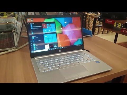 Mantab Laptop 4 Jutaan Pakai Ssd Nvme 512gb Hp 14s Cf1051tu Youtube