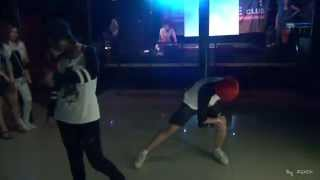 Ночная KOREA-PARTY 0908 (09.08.2014) - HISTORY - Psycho dance cover by J-Dan-Pro