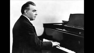 Ignaz Friedman plays Chopin, Nocturne Op. 55, No. 2 (1936)