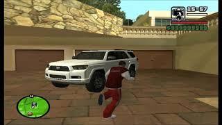 (Mod) Gta San Andreas Toyota 4Runner