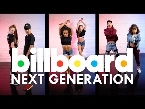 Billboard - The Next Generation | Brian Friedman Choreograph