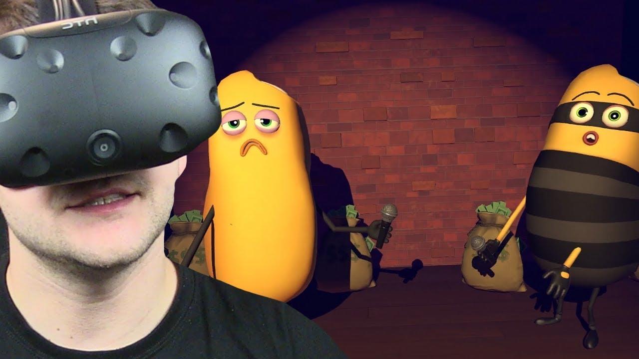 Pojedynek MULTI vs CZUUX: News News News #2 – Mindshow (HTC VIVE VR)