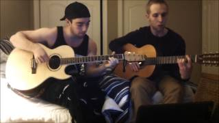 "Rebelution ""Feeling Alright"" Acoustic Cover and Tabs/Chords"