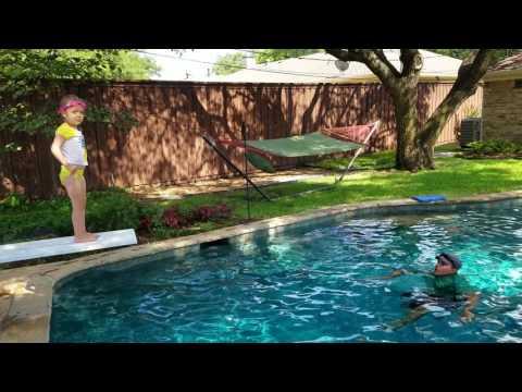 Ali diving board