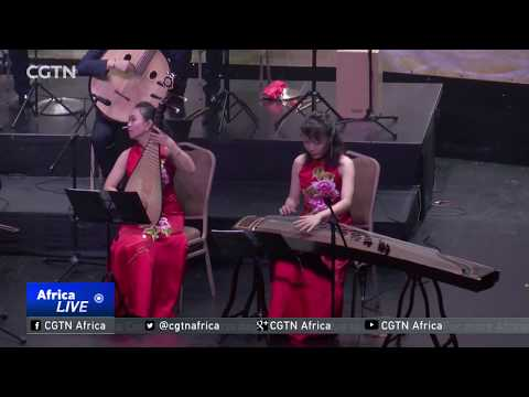 Traditional Chinese music concert wows Durban audiences