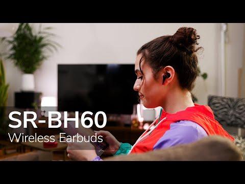 Saramonic SR-BH60 GamesMonic TWS Wireless Earbuds