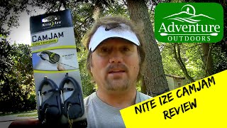 Nite Ize CamJam Review ~ Tarp Lines Without Knots