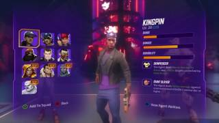 AGENTS OF MAYHEM   Agent Swap Gameplay Trailer