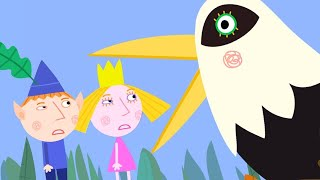 Ben and Holly's Little Kingdom | A Woodpecker Breaks In the Elf Tree | 1Hour | HD Cartoons for Kids