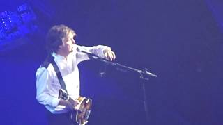 Paul McCartney BIRTHDAY / HAPPY BIRTHDAY to Jimmy Fallon 9/19/17 Brooklyn NY